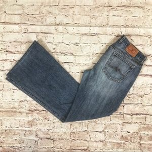 Lucky Brand High Waisted Flare Jeans